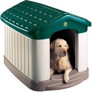 large insulated dog house in Dog Houses