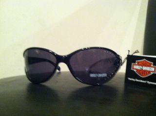 Harley Davidson HDS 484 Designer Black Sunglasses