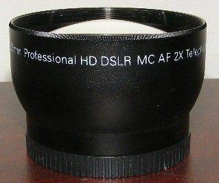 0X Telephoto Lens for Sony CCD V5000 CCD TR900