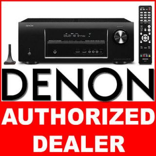 Denon Receiver in Home Theater Receivers