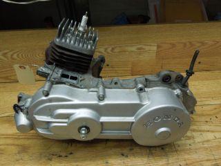 HONDA AERO 50 SCOOTER OEM Running Engine / Motor #54B103M