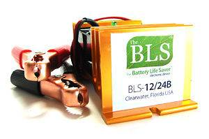 Battery Life Saver BLS 12/24B Reviver Desulfator Deep Cycle Trolling