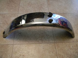 Speedway Mini Bike Rear Fender for 14 wheel models