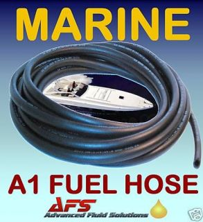 8mm 5/16 I.D MARINE A1 FUEL HOSE ISO7840 PETROL DIESEL