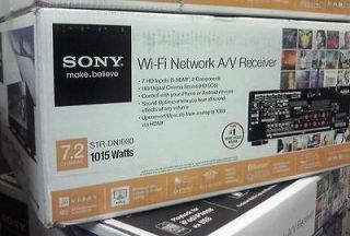 sony receiver in Home Theater Receivers