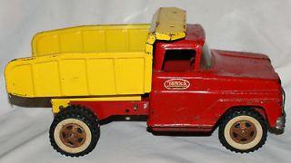 Vtg 1963 1964 Tonka Toys Mound Minn Hydraulic Dump Pickup Truck