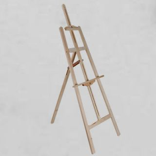 Portable Wood Tripod Foldable Artist Easel Sketch Box Wood drawing and