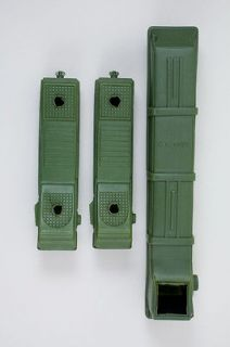 1960s military army toys   H G Toy Periscope Walkie Talkies & Coleco