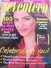 Seventeen Magazine November 1991 John Peacock Camille Bancroft