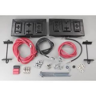 Taylor 48000 Battery Relocation Kit Single Trunk Mount