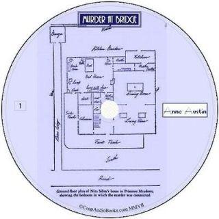 Murder At Bridge, Anne Austin 1 MP3 CD
