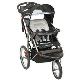BABY TREND Expedition LX Deluxe Swivel Jogger Baby Jogging Stroller