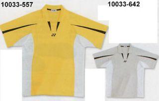 YONEX Men sports T shirts 10033 polo shirts sz M