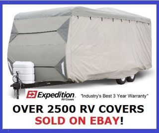 Travel Trailer Cover For RV Travel Camper 27   30