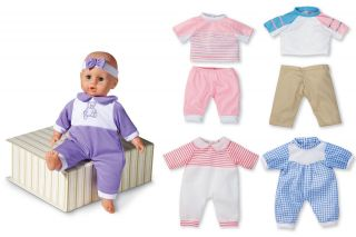 Change My Clothes Baby Doll With 5 Outfits   Girls Toys