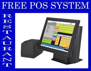 POS SYSTEM Point of Sale for Restaurant, Pizzeria, Cafe, Bar or Diner