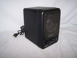 Yamaha ms10 personal studio monitor powered speaker for Yamaha powered monitor speakers