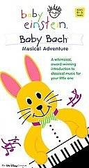 Baby Einstein   Baby Bach Musical Adventure, VHS