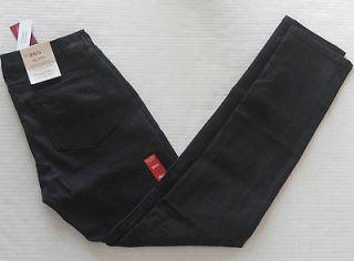 BANANA REPUBLIC Womens Black Skinny Fit Denim Jeans Sizes 0 14
