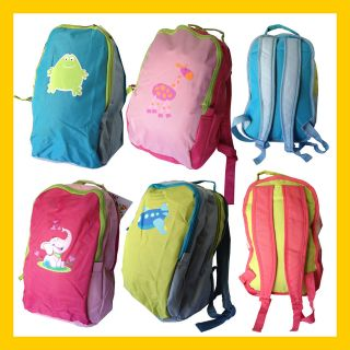 Backpack ♥♥ Girl Boy Baby Toddler Kids Child Bag Pre school Green