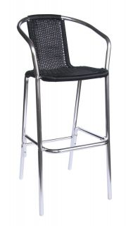Madrid Bar Stool   Outdoor All Weather Bar Stool