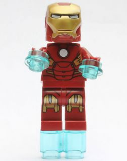 LEGO® Superheroes™ Iron Man   with Circle   from 6869 Quinjet