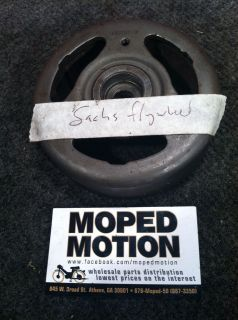 Vintage Sachs Moped Flywheel Magneto @ Moped Motion