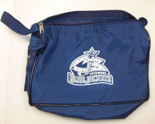 pro stock Eagle shaving kit bag nhl shower gym Columbus Blue Jackets