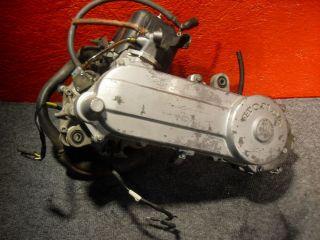 Honda Spree 50cc GK8 NQ50 Motor Engine Assembly @ Moped Motion