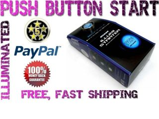 toyota camry led engine start button ignition starter fits toyota
