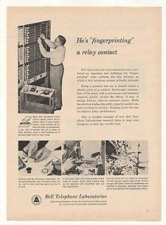 Bell Telephone Laboratories in Collectibles