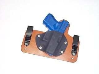 Springfield XDS 45 Inside Waistband Hybrid Kydex Concealed Carry