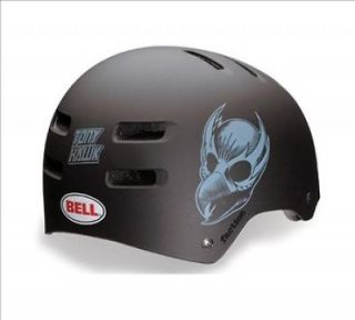 BELL FACTION, TONY HAWK SIGNATURE SKATE/BMX HELMET