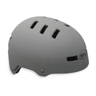 Bell Faction Helmet Kids Youth Skate BMX Bike Scooter Helmet Gray