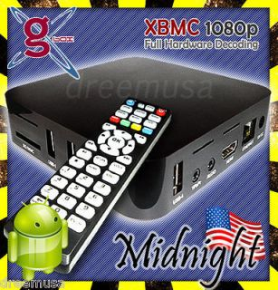 * Android IPTV Box! A9 M3 CPU, 4GB, 1080p XBMC Web Player MiniPC