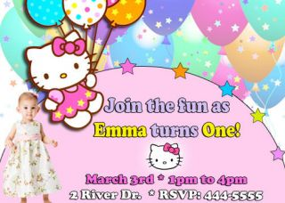 Hello Kitty Party Invitations in Specialty Services