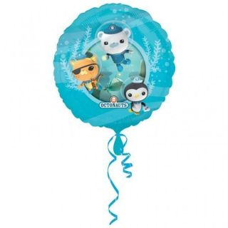 Octonauts Party Non Message Foil Balloon 18