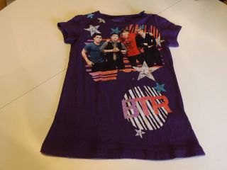 big time rush shirt in Kids Clothing, Shoes & Accs