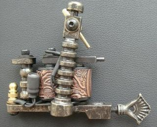The Latest Professional Tattoo Machine Gun   Very Rare
