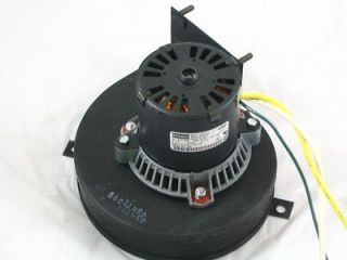 31055 000 YORK LUXAIRE FURNACE VENTER INDUCER BLOWER FASCO 7021 7206