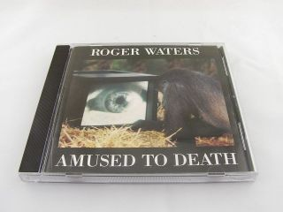 Roger Waters Amused To Death Audio CD
