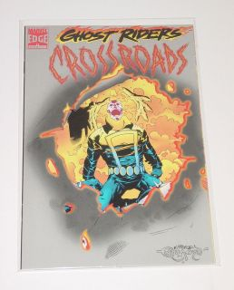 GHOST RIDERS Crossroads # 1 Special 1 Shot MINT Marvel Comics 1995