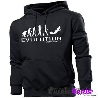 UNION APE TO EVOLUTION HOODIE HOODY MENS WOMENS BOYS GIRLS NEW SKATING