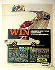 1965 Aurora Ford Mustang GT Slot Car Model Kit AD