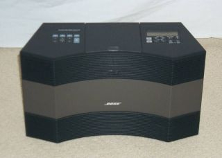 BOSE ACOUSTIC WAVE MUSIC SYSTEM II AM/FM RADIO CD PLAYER   GREAT