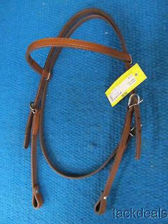 tex tan headstall in Bridles, Headstalls