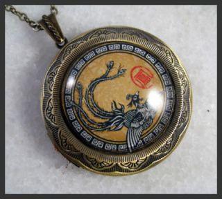 phoenix necklace in Fashion Jewelry