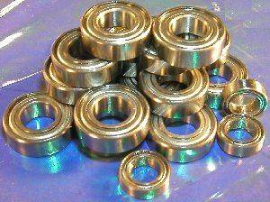 Tamiya Clodbuster Bullhead Bearing Set 20 Ball Bearings