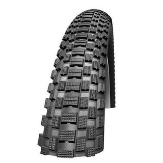 Schwalbe Table Top Wired Dirt Jump Street Bike Tyre Tire ORC Black 26