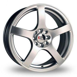 17 HONDA CIVIC HYBRID Kei Racing Fuji Alloy Wheels Only